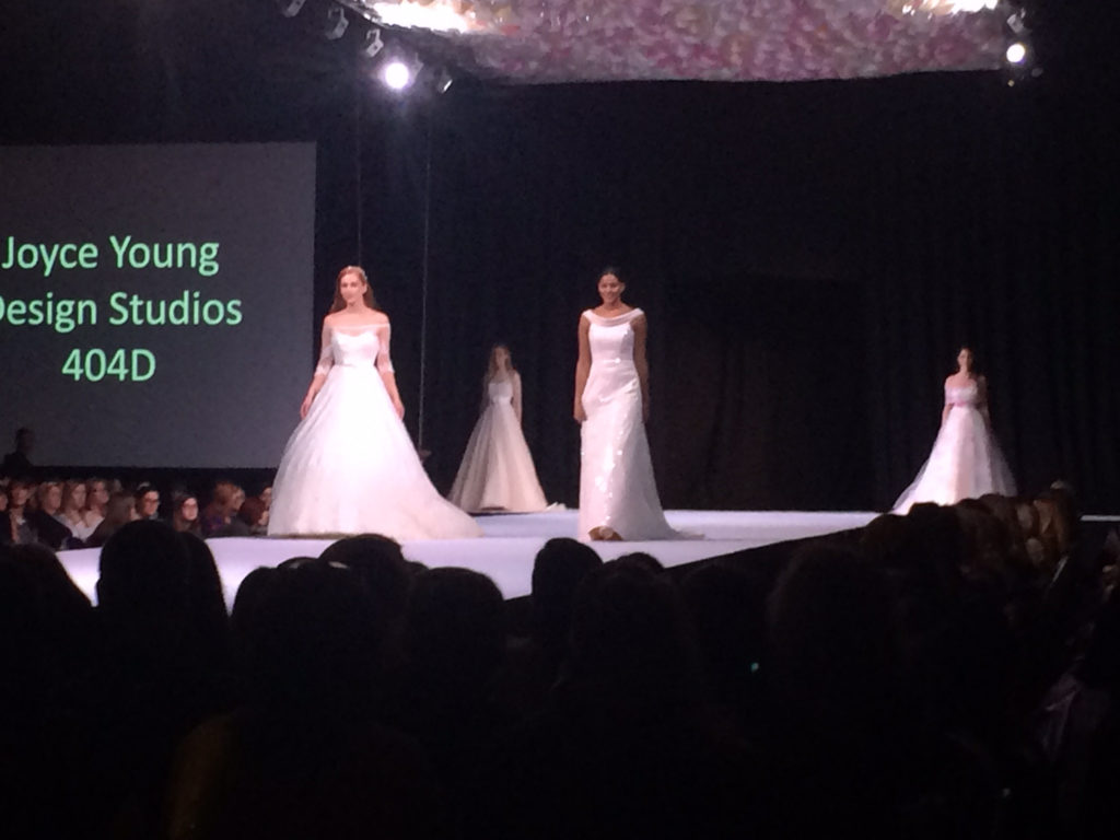 Joyce Young Catwalk Brides